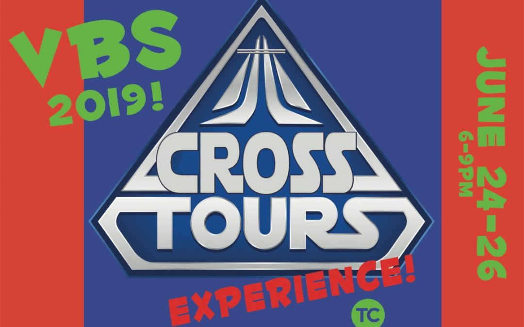 Kid's VBS CrossTours Experience June 24th-26th 6pm-9pm